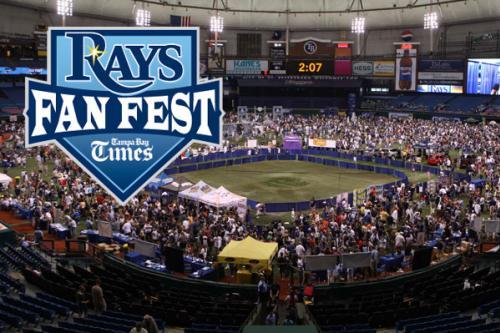 rays fan fest