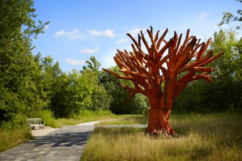 Ai Weiwei_Iron Tree_Frederik Meijer Gardens & Sculpture Park