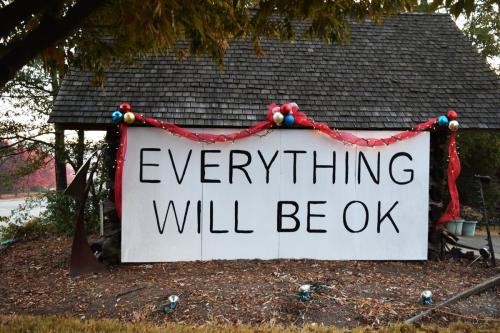Everything Will Be OK Christmas