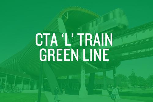 Sightseeing by L Train: Chicago Green Line