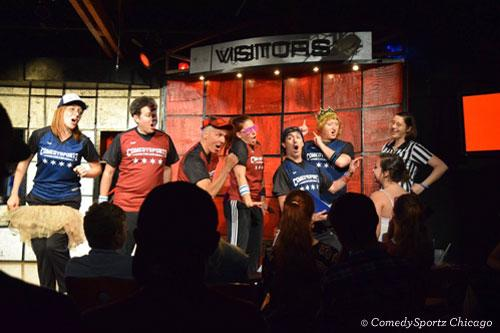ComedySportz Chicago