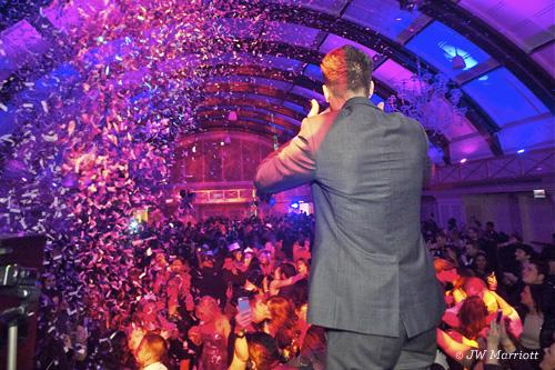 New Year's Eve at JW Marriott Chicago
