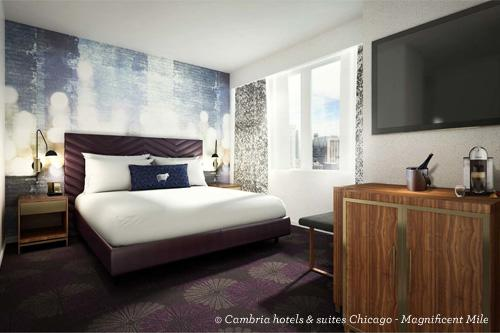 Cambria Chicago Magnificent Mile