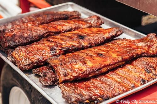 Windy City Smokeout Ribs