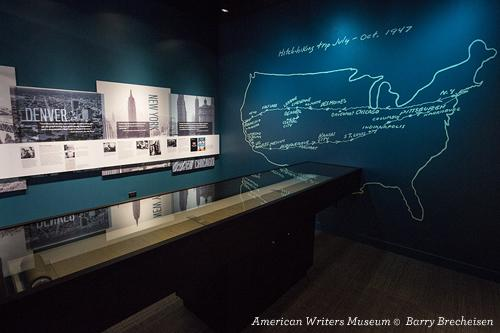 "The Beat Journey: Jack Kerouac's ""On the Road"" at American Writers Museum"