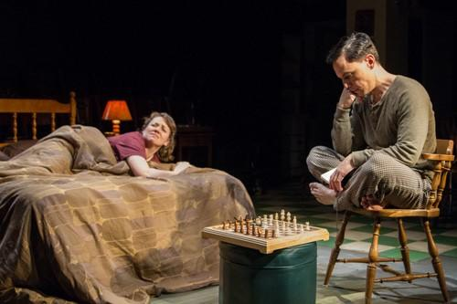 The Night Season: Strawdog Theatre Company at Factory Theater