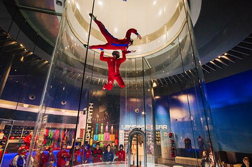 iFly Chicago Body Image 1