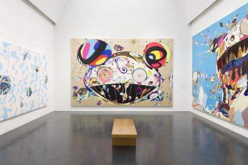 Takashi Murakami Art Exhibit