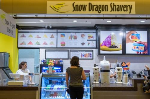 Snow Dragon Shavery