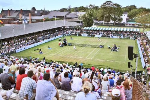 International Tennis Hall of Fame Newport