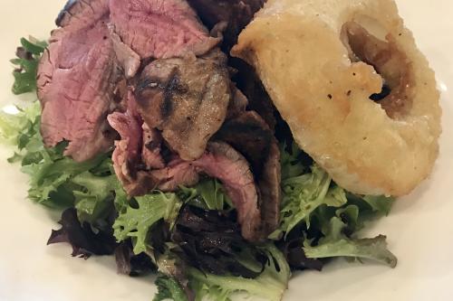 Vino Venue Steak Salad