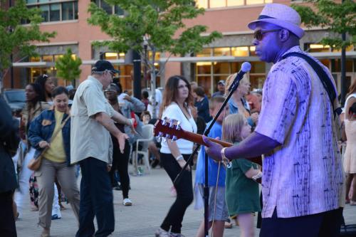 Music Downtown Racine