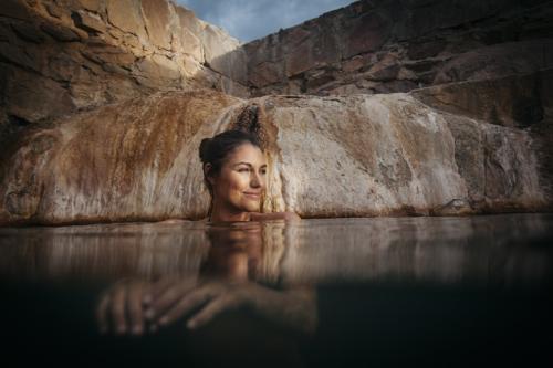 T or C Hot Springs