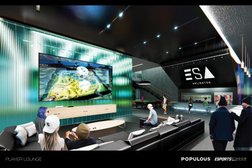 esports stadium arlington lounge