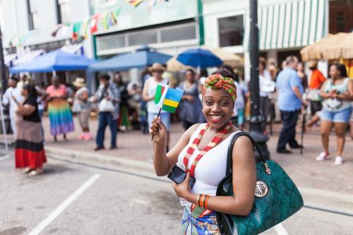 African Peace Festival 1