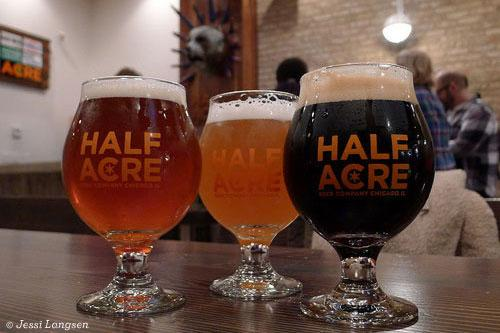Half Acre Brewing Company