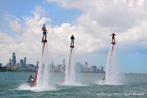 Chicago Water Sport Rentals Flyboard