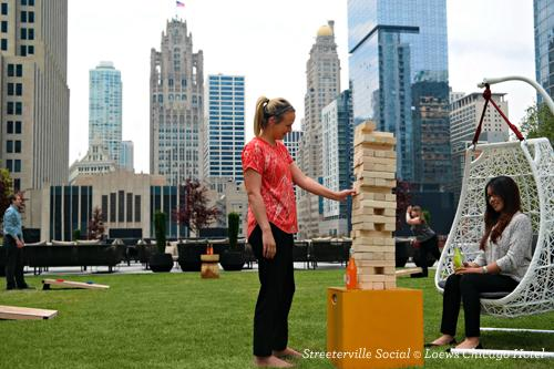 Streeterville Social at Loews Chicago Hotel