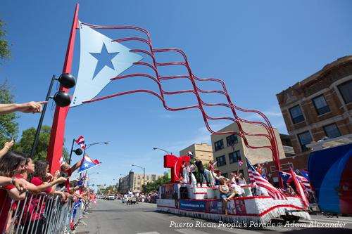 Puerto Rican People's Parade
