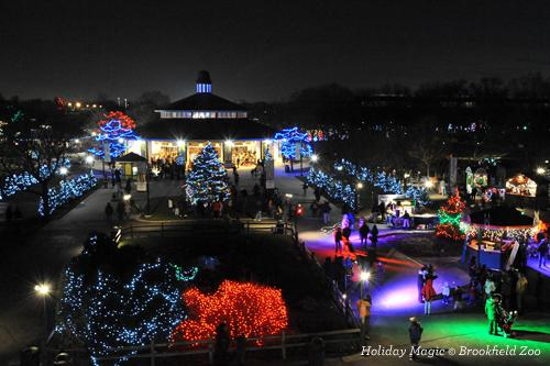 Holiday Magic Brookfield Zoo