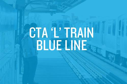 Sightseeing by l train cta itinerary choose chicago sightseeing by l train chicago blue line publicscrutiny Gallery