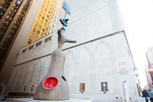 Chicago by Joan Miro
