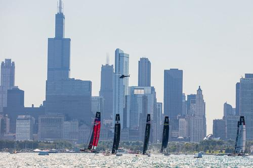 America's Cup World Series Chicago 2016