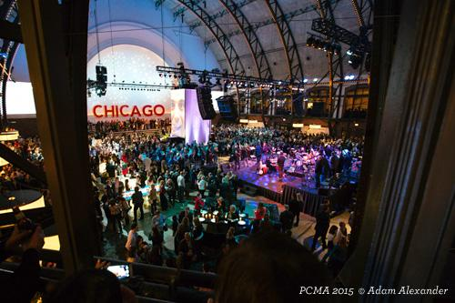 Special events at Navy Pier