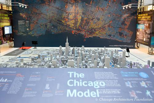 Chicago Model: Chicago Architecture Foundation