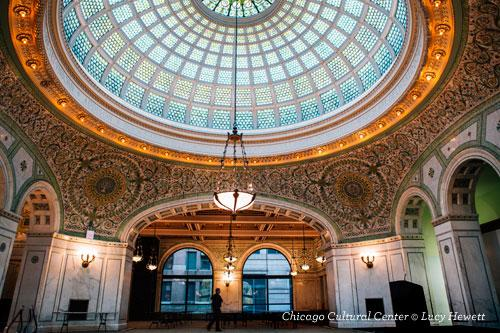Chicago Cultural Center