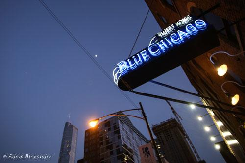 Blue Chicago