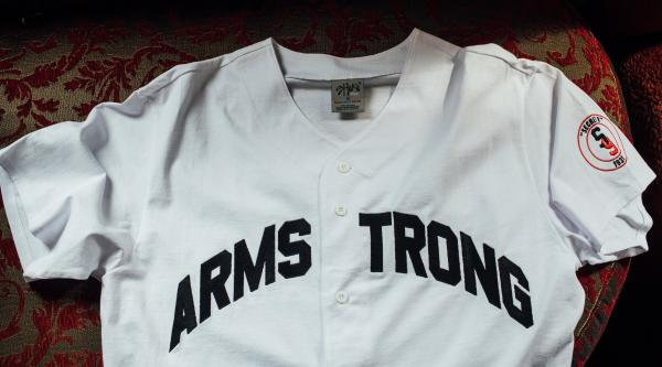 armstong jersey