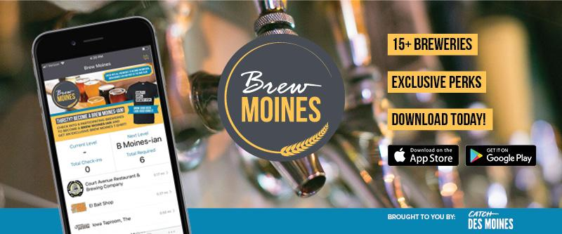 Brew Moines Ad