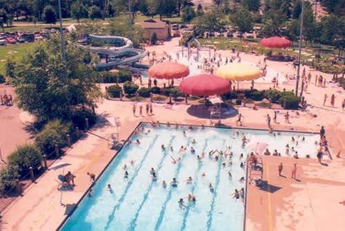 Northside Park Pool