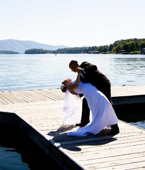 Smith Mountain Lake Wedding