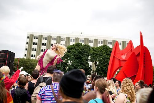 Grand Rapids LGBT Pride Festival