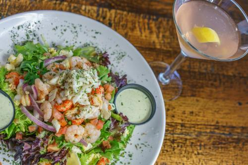 Walk-On's Seafood Salad
