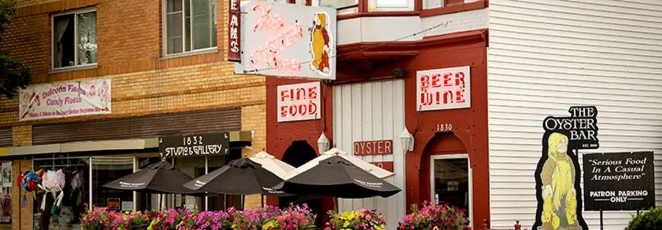 Oyster Bar Outside