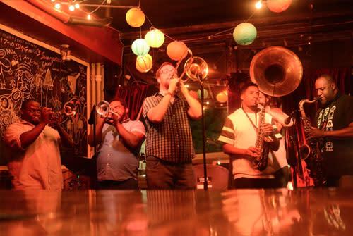 Big $ Brass Band