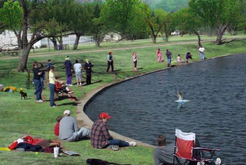 Family Fishing Day