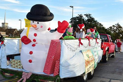 Irving Christmas Parade