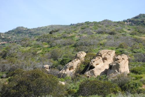 Three Sisters Rock