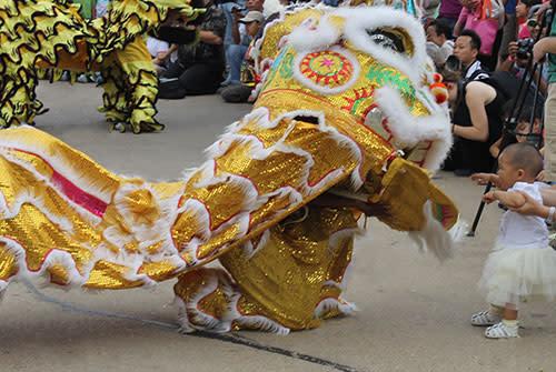 Dragon Boat Parade