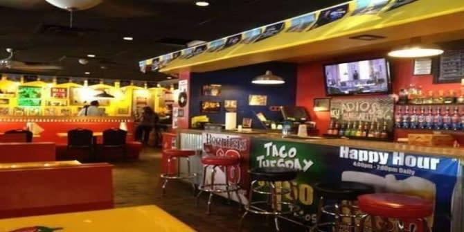 Fuzzy's Taco Shop Wichita