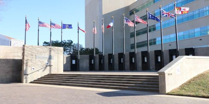 Bicentennial Flag Pavilion