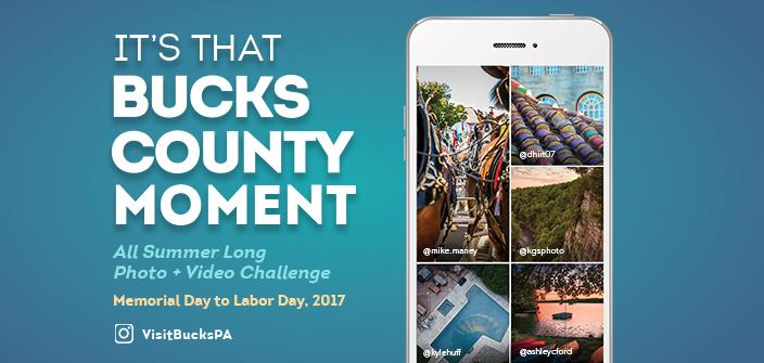 """Bucks County Moment"" Summer Photo Contest"