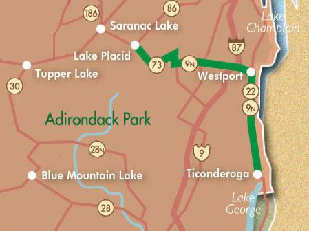 tours-map-ticoonderoga