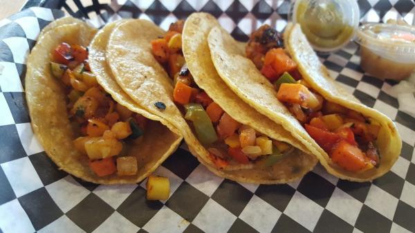 Leo's Veggie Tacos