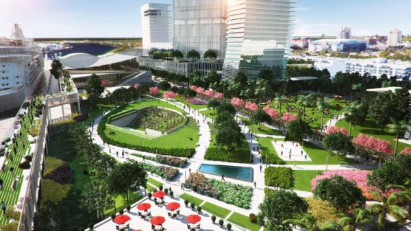 Port Tampa Bay redevelopment