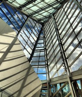Taubman Museum of Art Roanoke in Virginia's Blue Ridge